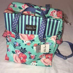 Matilda Jane Diaper Bag, OS, NWT